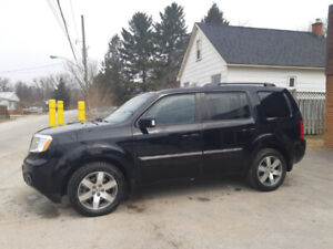2015 Honda Pilot Touring, ONE OWNER, ACCIDENT FREE!
