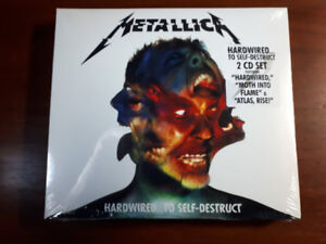 Metallica - Hardwired to Self-Destruct 2 CDs