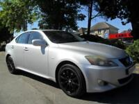 LEXUS IS 220 2.2TD SE 2006 COMPLETE WITH M.O.T HPI CLEAR INC WARRANTY
