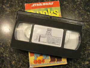 Star Wars Ewoks VHS Animated Collection Volume 1 1990 London Ontario image 3