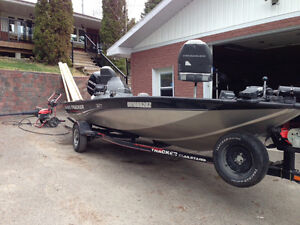 19' Bass Boat for sale