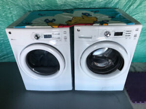 Front load washer and dryer 3 months old same as new going cheap