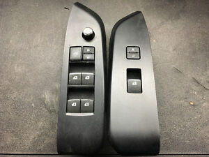 2014 Toyota Highlander Front Window Switches