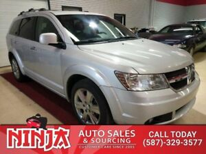"2010 Dodge Journey R/T AWD ""The All Possible Features R/T"""