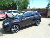 2012 12 Reg Nissan Qashqai 1.6 2WD N-TEC+ ( 40,000 Miles )