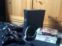 Xbox 360 Slim Mega Bundle