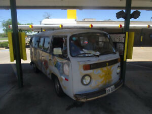 Brazilian-built 1977 VW Kombi for sale