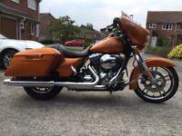 2015 Harley Davidson Streetglide special