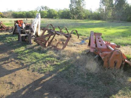 FARM CLEARING SALE EQUIPMENT TRACTOR ATTACHMENTS COOLROOM ETC Bacchus Marsh Moorabool Area Preview