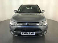 2014 64 MITSUBISHI OUTLANDER GX 4H AUTO ELECTRIC 1 OWNER SERVICE HISTORY FINANCE
