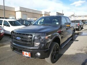 2014 Ford F-150 SuperCrew 4X4