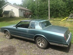 1981 monte carlo parts or repair