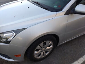 Chevy Cruize 2013 used 98,000 km
