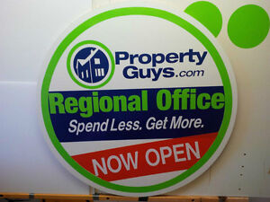 Commercial Real Estate Signage Kingston Kingston Area image 1