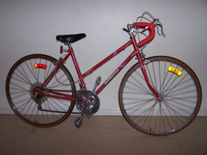 SuperCycle 1219 ---  12-speed racer with a 19 inch frame