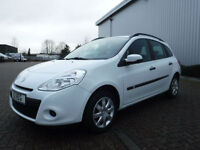 Renault Clio 1.5DCi Expression Estate Left Hand Drive(LHD)