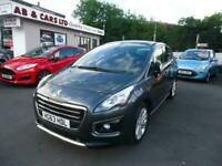 2014 PEUGEOT ALLURE E HDI AUTOMATIC ONLY 21K MILEAGE FULL SERVICE HISTORY