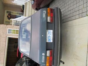 1993 Classic Saab