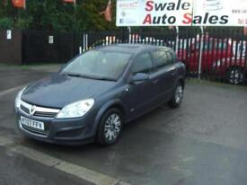2007 07 VAUXHALL ASTRA 1.6 LIFE 5 DOOR GREAT LITTLE FAMILY CAR