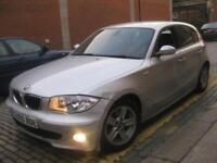 BMW 1 SERIES 120 D #### DIESEL AUTOMATIC #### 5 DOOR HATCHBACK