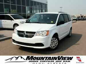 2017 Dodge Grand Caravan SXT  - Bluetooth - Uconnect - Demo