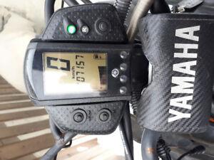 2015 yamaha phazer xtx 6300 or best offer call 705 221 4727