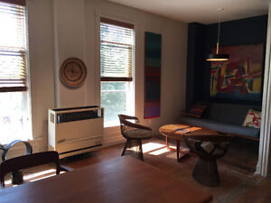 Sunny Bohemian Flat in centre of Town Stratford Kitchener Area image 2