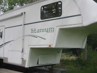 "36'4""  5th Wheel Titanium RV"