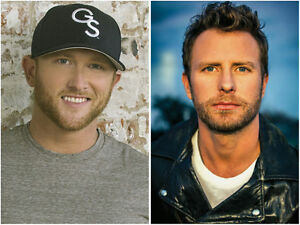 Dierks Bentley and Cole Swindell Northlands Coliseum Tickets