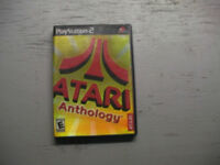 jeu ps2 atari anthology