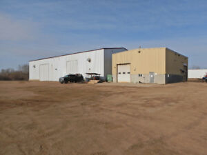 1 Parcel Industrial Real Estate-Redwater, AB-Unreserved Auction