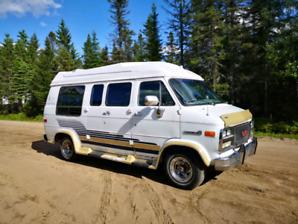 Caravan avec v6 4.3 economique