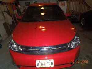 2008 Ford Focus Coupe SES (2 door)
