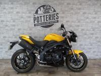 Triumph Speed Triple 94 *1500 mile one owner bike*