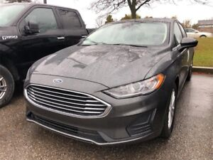 2019 Ford Fusion SEFWD