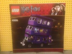 *Lego Harry Potter The Knight Bus 4866