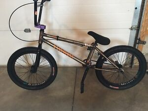 Dugan for flying bmx custom