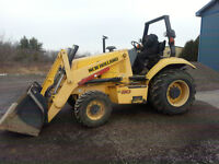 MUST SEE!! 2006 New Holland U80 with 107 hours!
