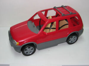 Barbie Ford Explorer