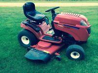 Ride on mower - Toro - 50 inch cut