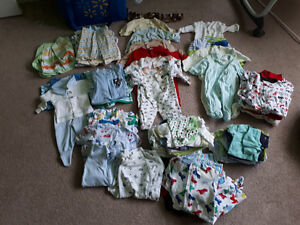 Newborn/0-3 months boy clothing