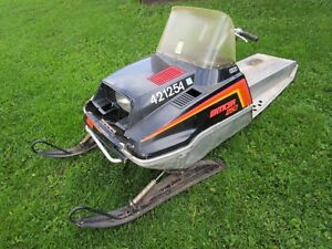 Parting out Yamaha 250 Enticer