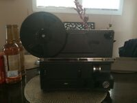 Movie projector 8mm