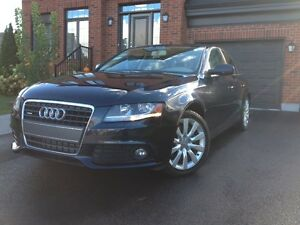 2011 Audi A4 QUATTRO 2.0L TURBO AUTOMATIQUE 8 VITESSES Premium