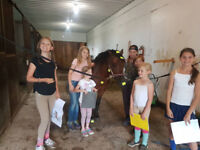 March Break Riding Camp at Shadowlane Stables