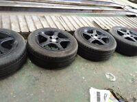 """15"""" alloy wheels"""