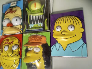 The Simpson's Seasons 11-15 Collectors Editions