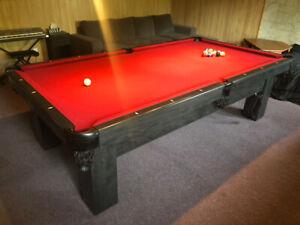 Pool Table 4.5' X 9'