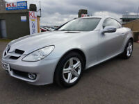 LOW MILEAGE - Mercedes-Benz SLK 200 Kompressor