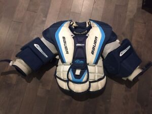 Bauer Reactor 700 Chest protector Int small